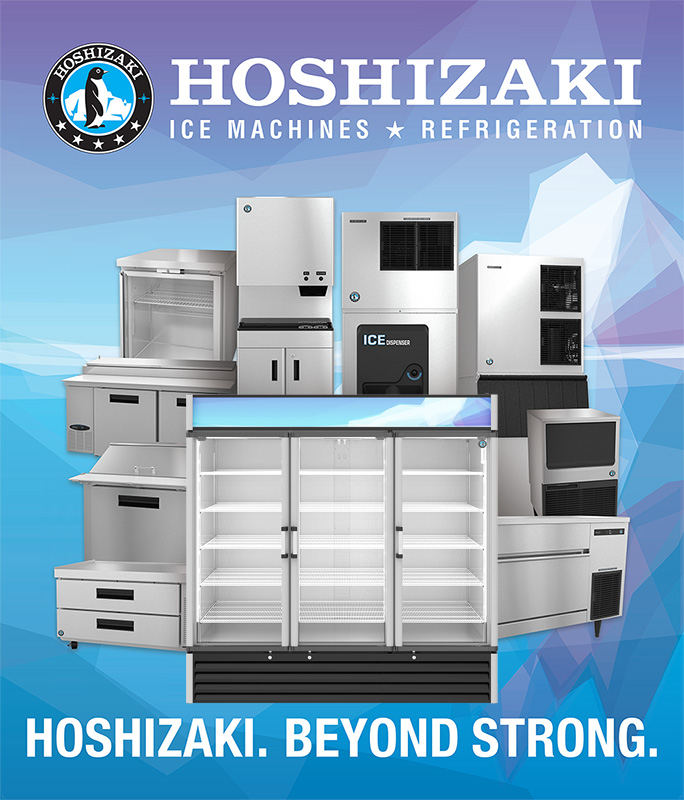 Hoshizaki Products Banner